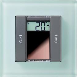 SR06 LCD 2T Gira E2 anthrasite